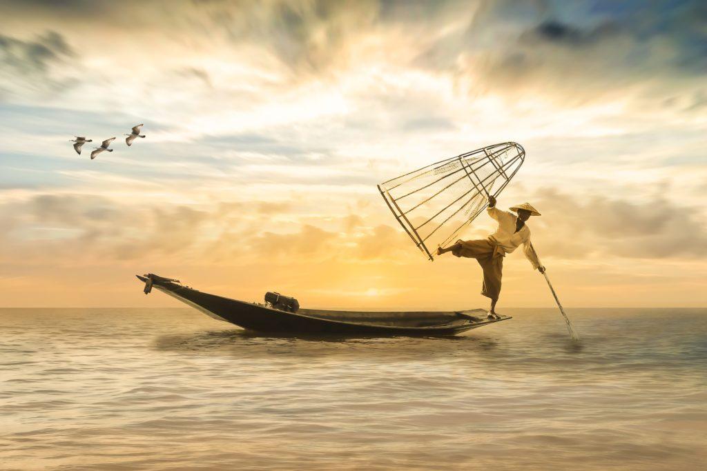 Ribarjenje. Vir: Pixabay